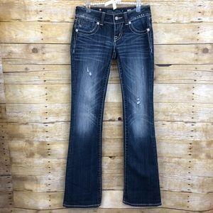 Miss Me Boot Cut Jeans JP5046B10 Size 25